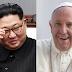 Észak-Koreába kapott meghívást Ferenc pápa