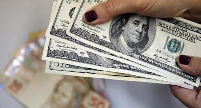 O Dólar fecha no maior valor desde criação do real