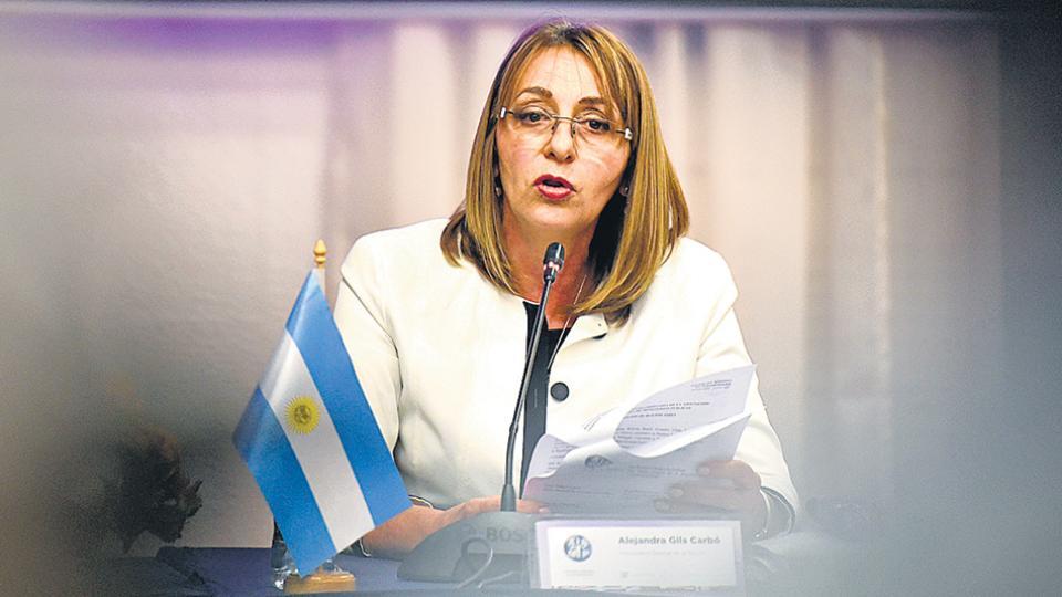 f646ca244 La procuradora General de la Nación hizor pública su renuncia