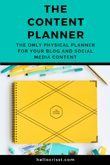 2020 Planner, Social Media Planner, Planner for Social Media Managers, Planner for Bloggers