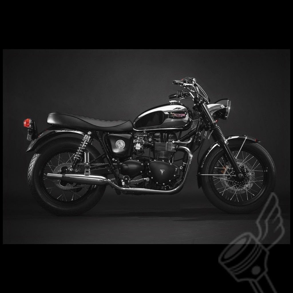 Racing Caf U00e8  Triumph Bonneville  U0026quot The Distinguished U0026quot  By