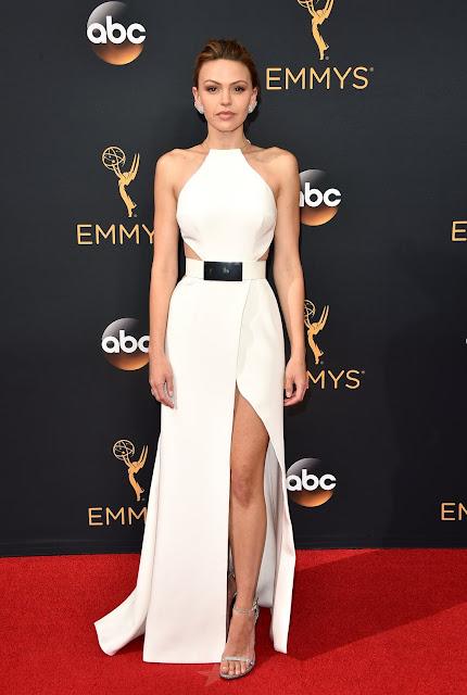 Aimee Teegarden, Emmys 2016
