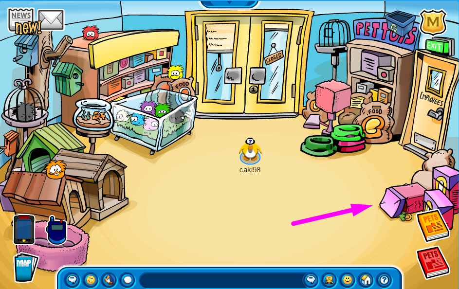 club penguin rewritten tour guide answers