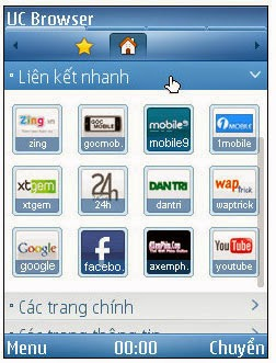 ung dung ucweb cho samsung
