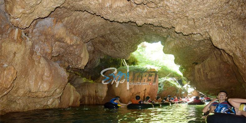 Goa Santirah Pangandaran