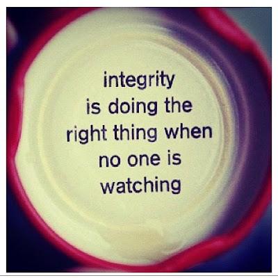 Que es la Integridad
