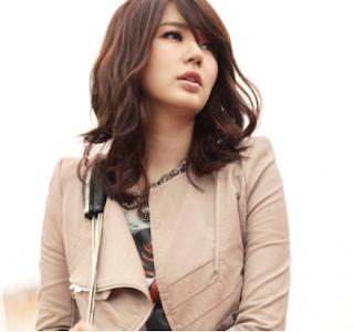 2.yoon eun hye - artis korea tercantik dan terseksi di tahun 2017