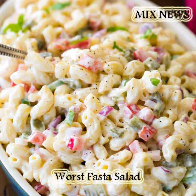 Worst: Pasta Salad,Choices,Deli Section,Best,Worst,Best and Worst Choices From the Deli Section