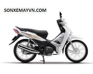 Bán Sơn xe máy HONDA WAVE ALPHA 110