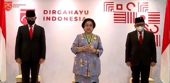 Kader PDIP Bangga Megawati Dapat Tanda Jasa Medali Kepoloporan