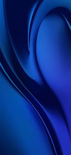 خلفية الخطوط الزرقاء الفاقعة