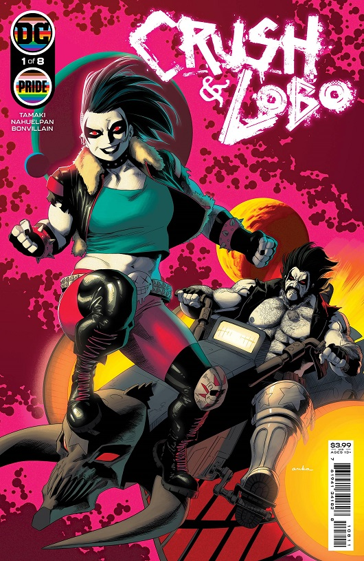 Cover of Crush & Lobo #1