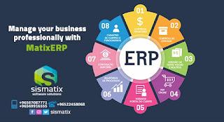 برنامج erp | العمليات المحاسبية التي يقوم بها برنامج erp