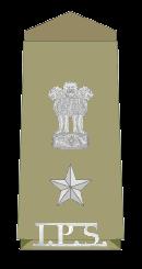 पुलिस अधीक्षक या पुलिस उपायुक्त (Superintendent of Police) (SP/DCP)