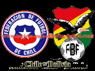 Chile vs Bolivia 2016