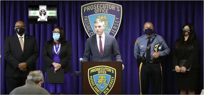 Acusan catorce trinitarios en Nueva Jersey por crimen organizado, drogas, armas, extorsión y otros delitos
