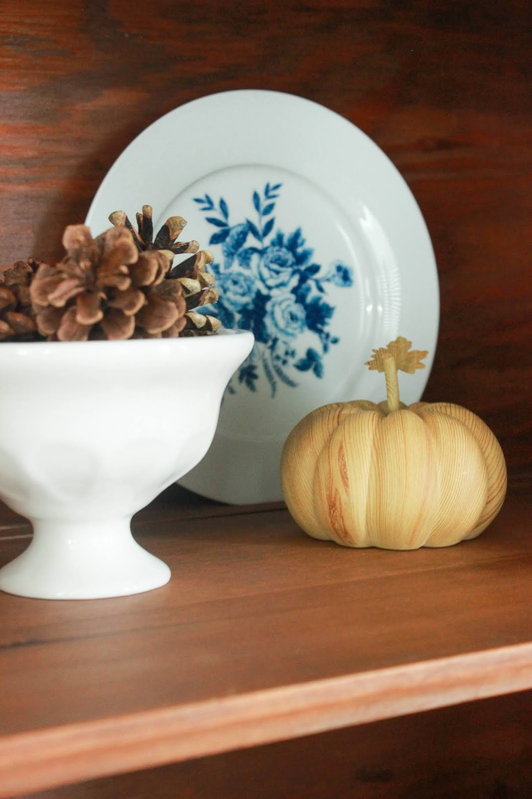 fall pine cone decor ideas