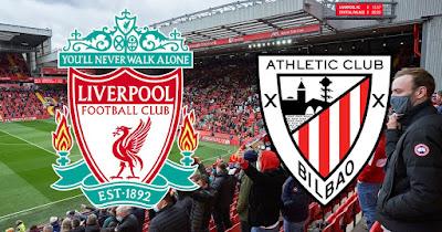 مشاهدة مباراة ليفربول ضد اتليتك بلباو 08-08-2021 بث مباشر في مباراة ودية