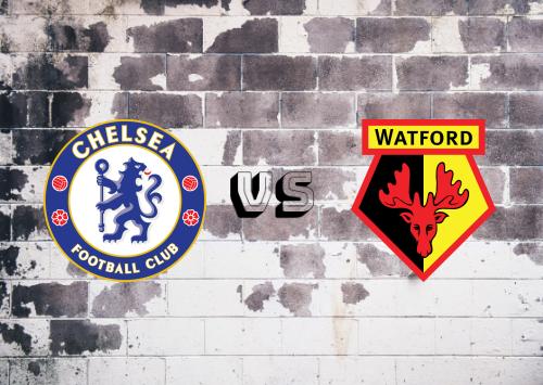 Chelsea vs Watford  Resumen y Partido Completo