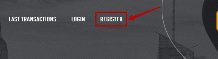 Регистрация в Frolic-fo