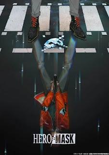 """Anime: """"Hero Mask"""" el próximo anime de Estudio Pierrot para Netflix"""