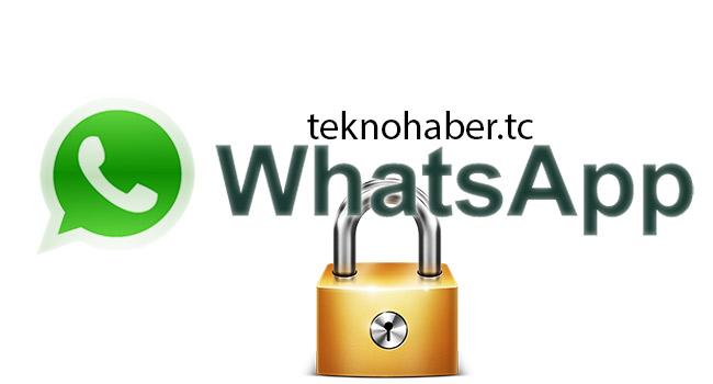 WhatsApp da İki Adımlı Doğrulama Nasıl Etkinleştirilir