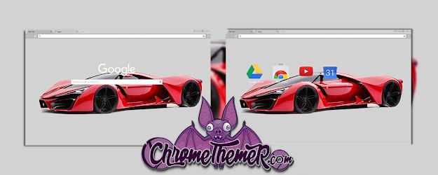 Ferrari Enzo - Google Theme  | Chrome Web Store