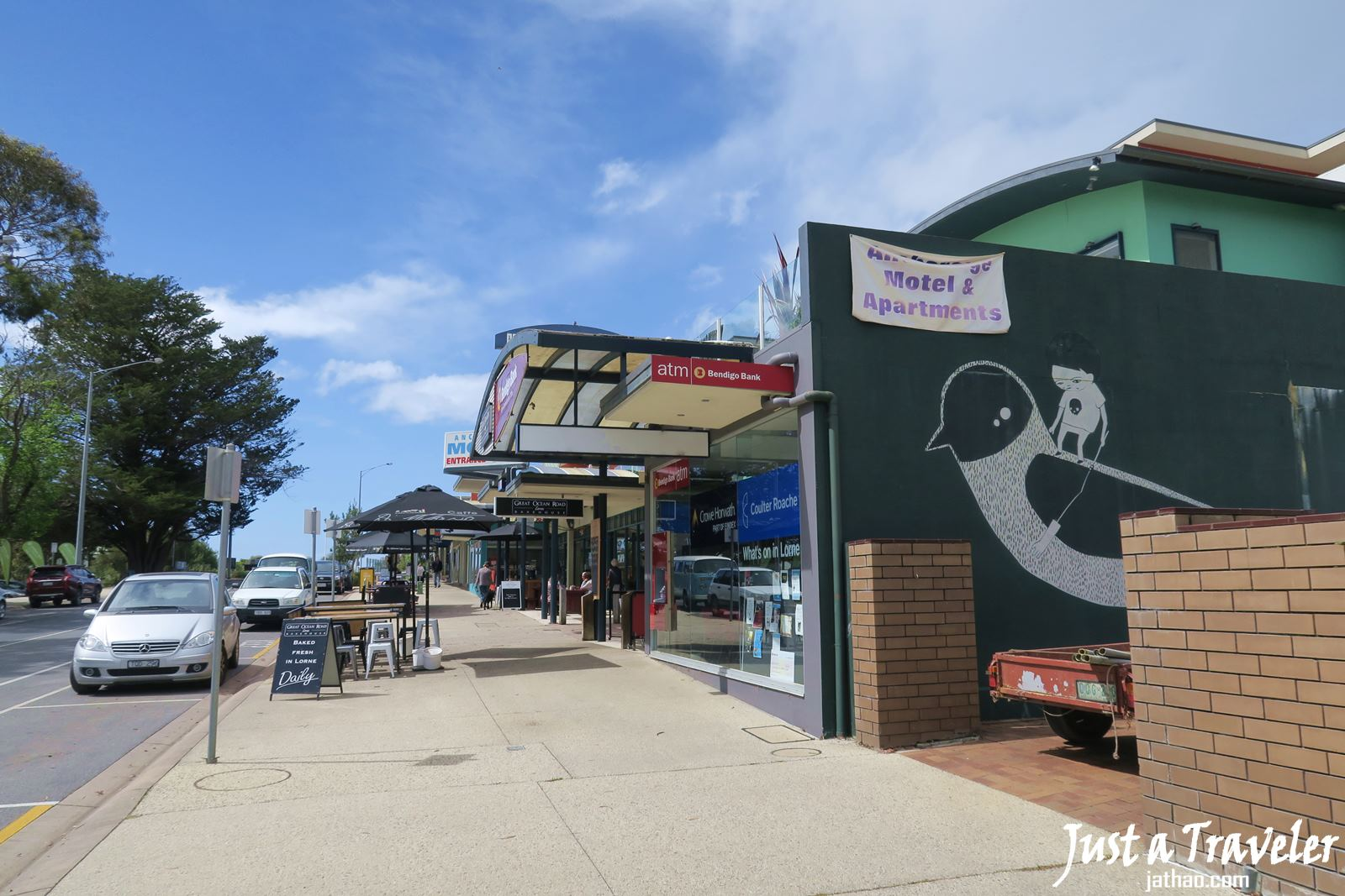 墨爾本-大洋路-景點-推薦-洛恩小鎮-Lorne-一日遊-二日遊-自由行-行程-旅遊-跟團-交通-自駕-住宿-澳洲-Melbourne-Great-Ocean-Road-Travel-Tour-Australia