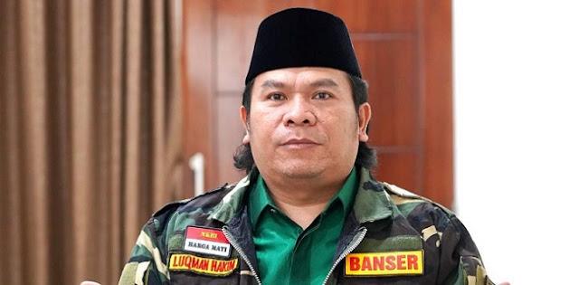 Sindir HRS, GP Ansor: Marah ke Sesama Muslim Tak Pernah Dicontohkan Nabi!