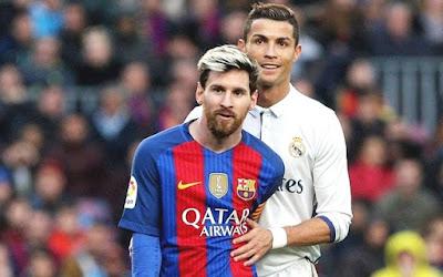 Messi cùng Ronaldo xứng đáng lọt vào list xuất sắc nhất mọi thời buổi