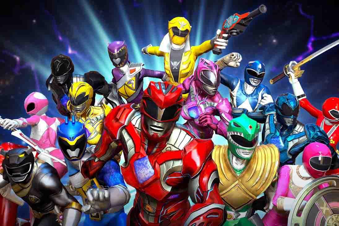 power rangers legacy wars mod apk all heroes unlocked