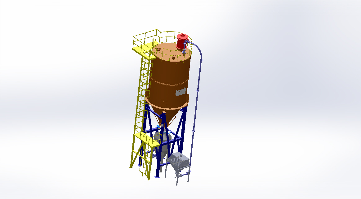 Parasolid model part file