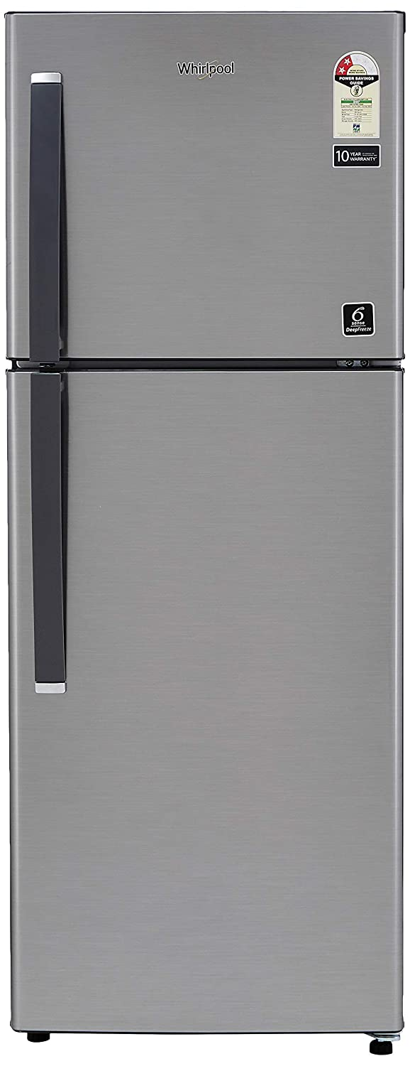 Whirlpool 245 L 2 Star Frost-Free Double Door Refrigerator