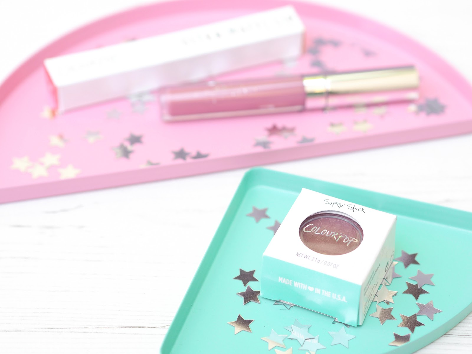 ColourPop Ultra Matte Lips Super Shock Shadow Review
