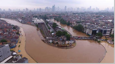Sungai yang ada di Indonesia