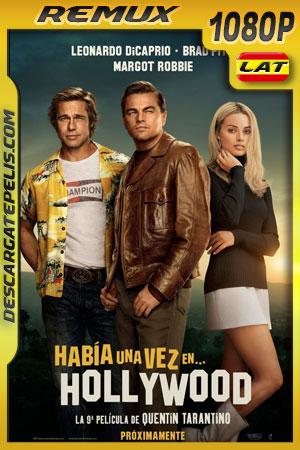 Había una vez en Hollywood (2019) 1080p BDRemux Latino – Ingles