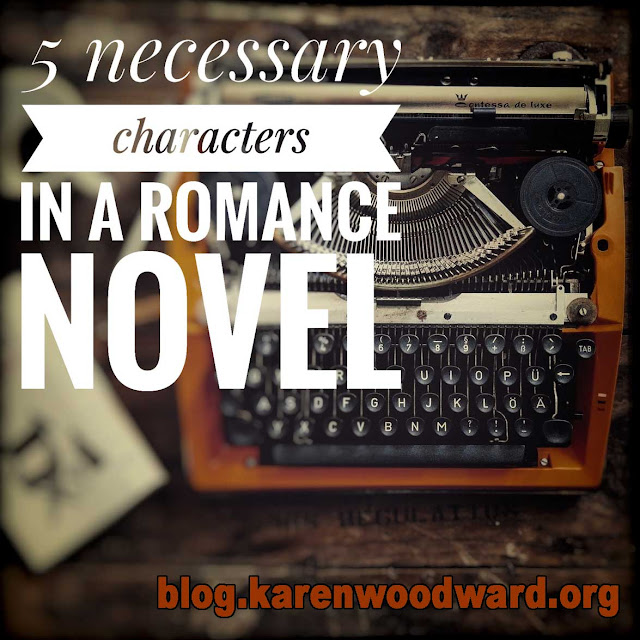 5 Necessary Characters in a Romance Novel