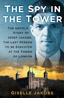 The Spy in the Tower (cover) by G.K. Jakobs