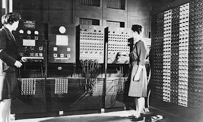 تعرف على أول حاسوب تم تصنيعه فى التاريخ