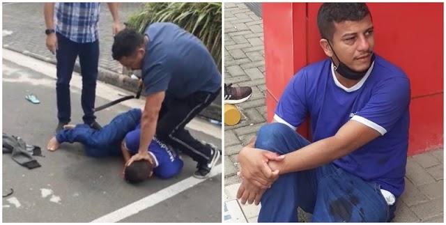 Empresário evangelico é preso após realizar assaltos na zona de Teresina