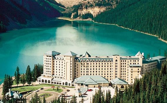 Checked in: Fairmont Chateau Lake Louise