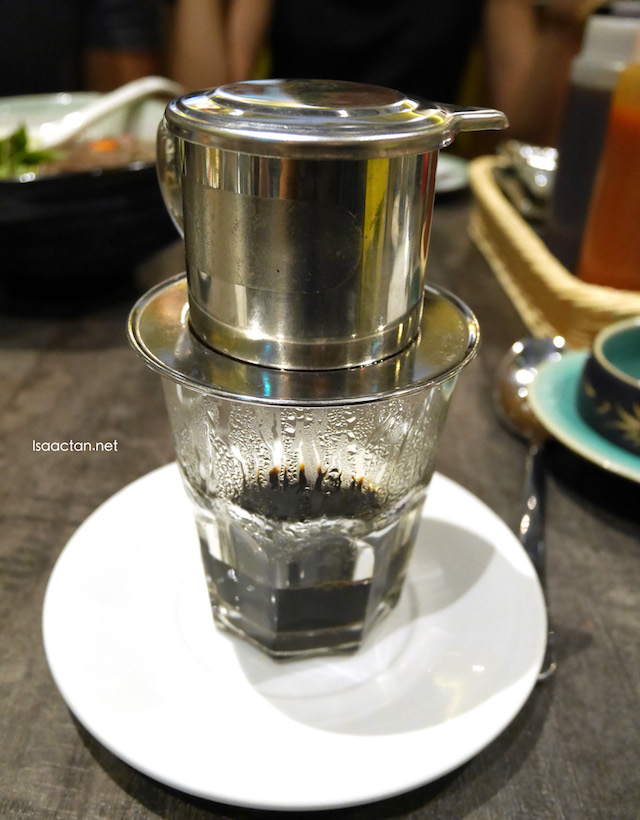 Vietnamese Coffee With Milk (Hot) - RM7.90