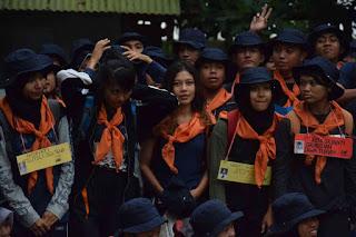 ounbond kegiatan pra kuliah PSPP Yogyakarta siap2 pulang