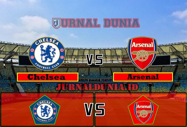 Prediksi Chelsea vs Arsenal ,Kamis 13 May 2021 Pukul 02.15 WIB