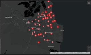 Coronavírus chega a pelo menos 50 bairros de JP; Cristo lidera casos