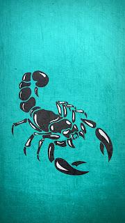 Scorpion Mobile HD Wallpaper