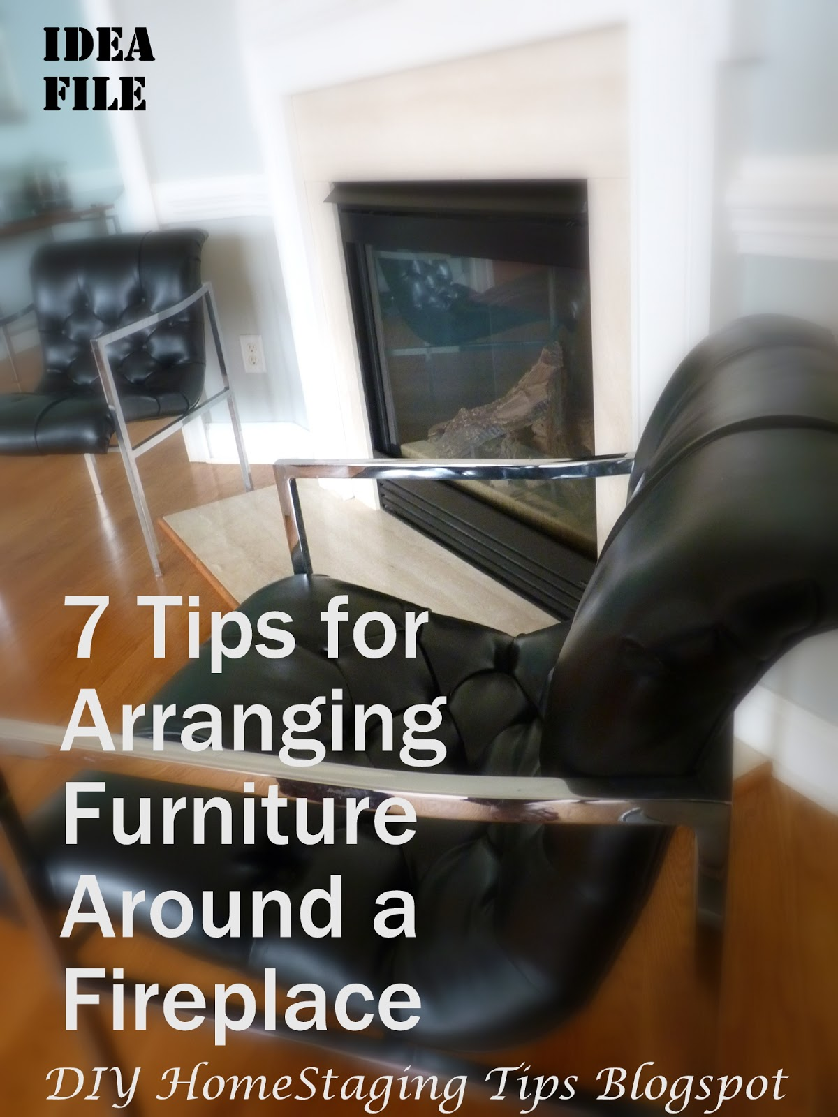 Diy home staging tips how to arrange furniture around a for Diy home staging ideas