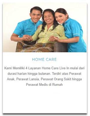 Kita membutuhkan jasa caregiver home care saat kita memiliki anggota keluarga yang sedang sakit. Mengapa kita harus mencari jasa perawat home care terbaik, salah satunya adalah karena mereka para perawat lebih berpengalaman dalam hal perawatan. Baik dalam perawatan medis, orang sakit, lansia, maupun anak. Adapun alasan lain adalah karena sibuknya pihak keluarga dalam mengurus anggota keluarga yang sakit. Maka dari itu, peran perawat home care sangatlah dibutuhkan