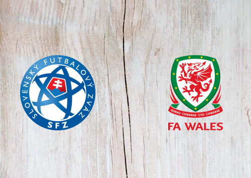 Slovakia vs Wales -Highlights 10 October 2019