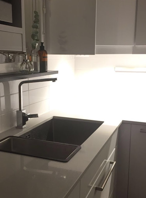 Snyggt nytt kök